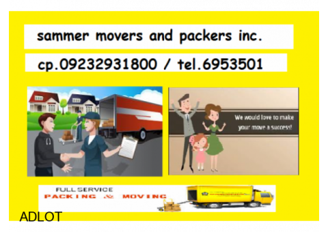Sammer Movers and Packers Inc