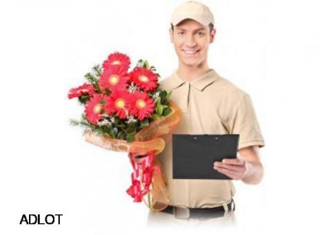 Free flower delivery service in Bangkok