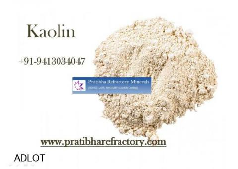 Manufacturer of Kaolin in Bandung Indonesia