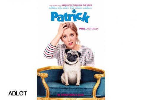 SPCA - Movie Tickets Giveaway for Patrick